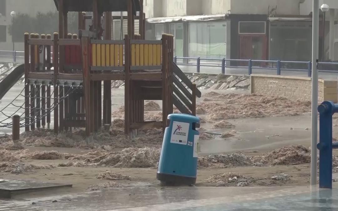 Aprobada la reparación de destrozos por las lluvias torrenciales del 2019 en Alicante
