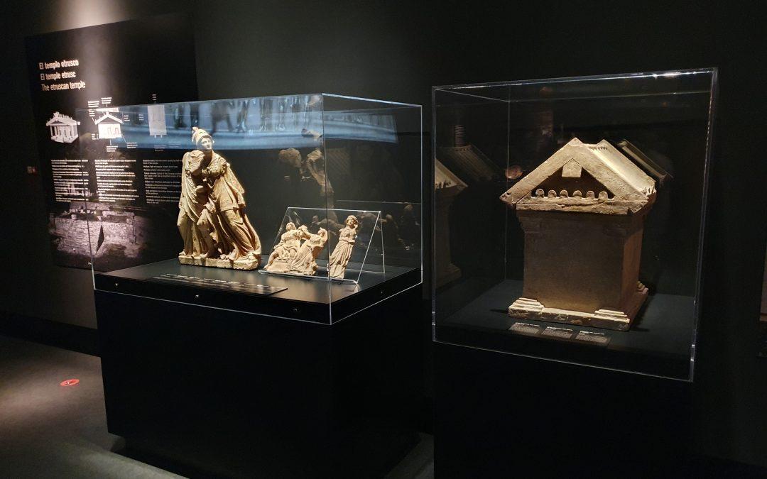 El MARQ organiza jornadas de puertas abiertas para la exposición sobre los etruscos