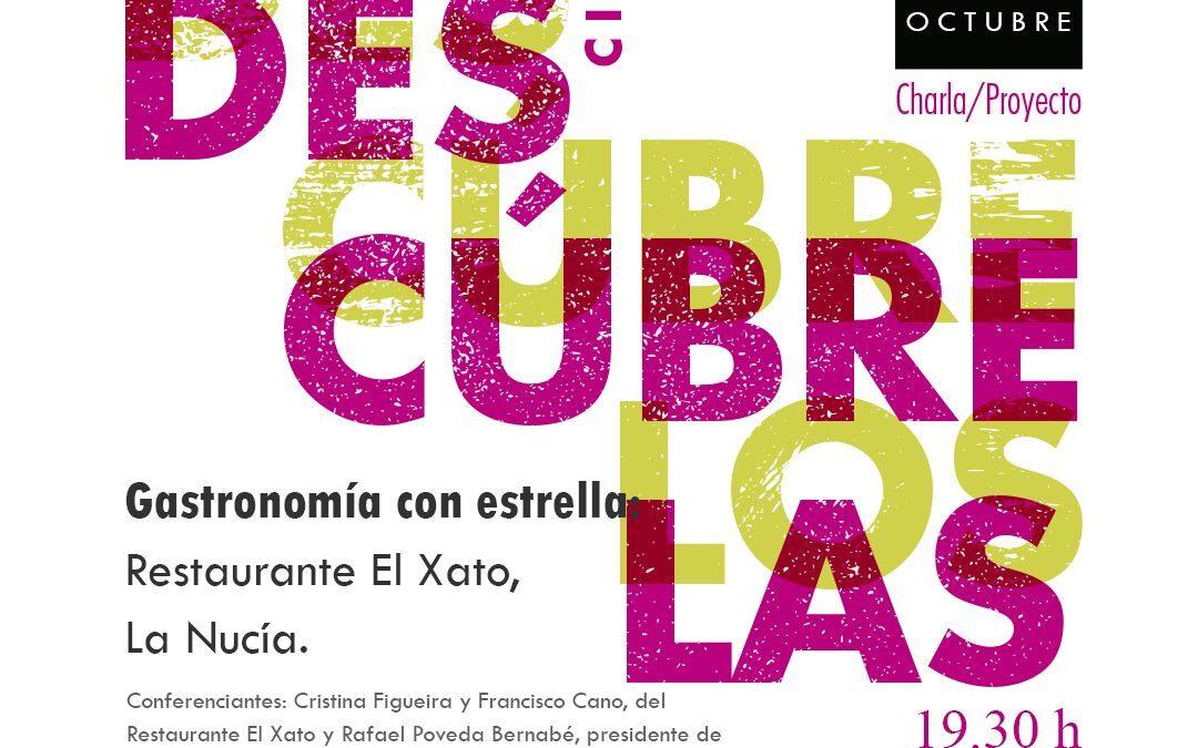 Descúbrelos & Descúbrelas centra su nueva edición en el restaurante El Xato