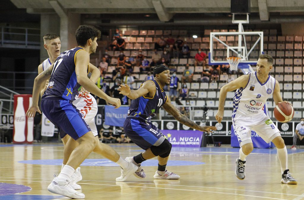 El HLA Alicante busca su primer triunfo de la temporada en la pista del Lleida