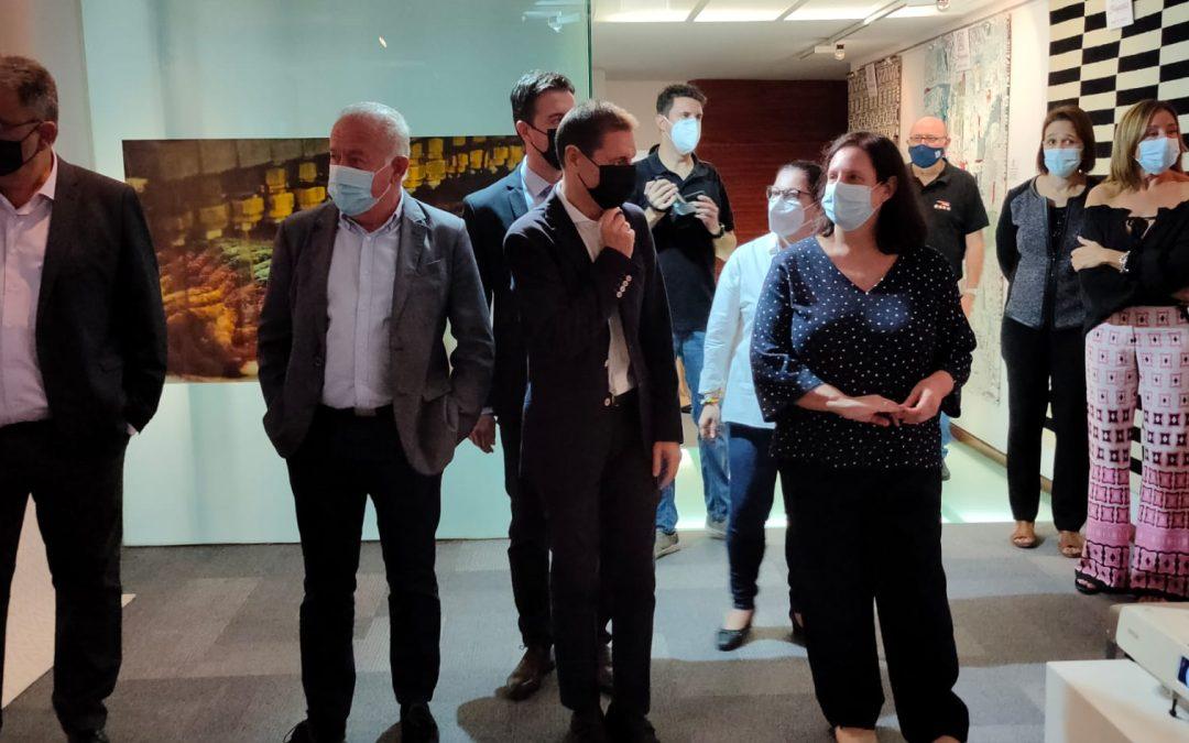 La Casa Bardín acoge la exposición de Alfombra y Moqueta de Crevillente