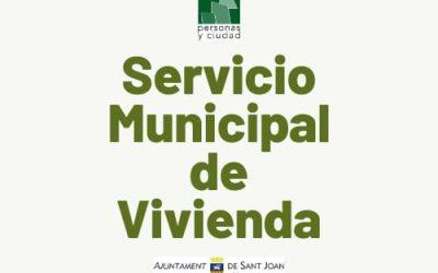 El Servicio de Mediación de Sant Joan atiende a 37 familias en riesgo de exclusión