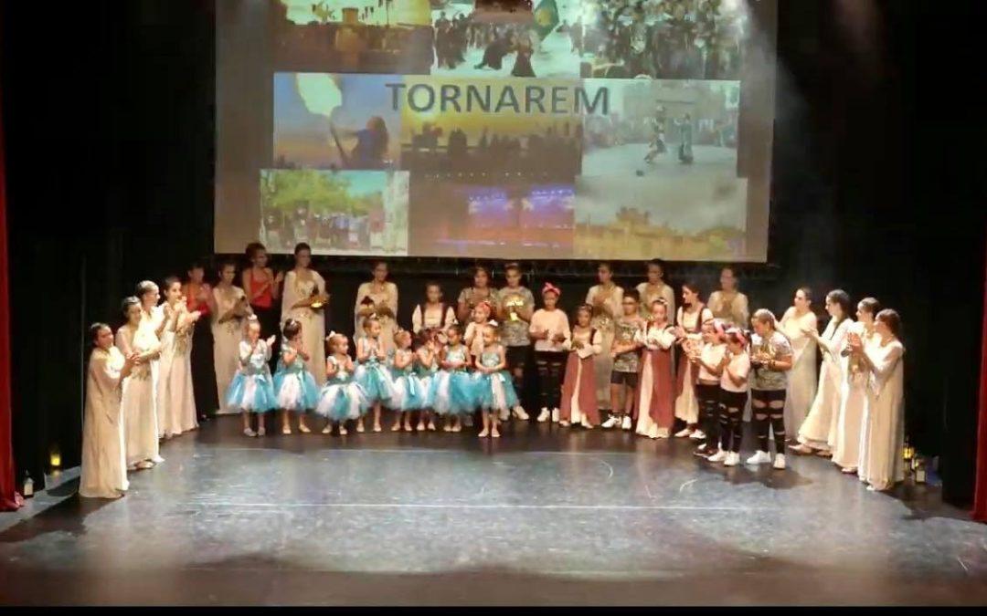 Espectacular puesta en escena de la Escola de Dansa Lorena Moll de El Campello