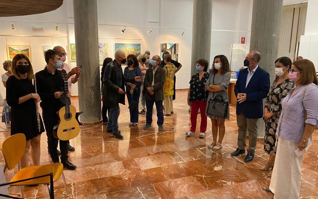 Una exposición recoge el arte local campellero en torno a la resiliencia durante la pandemia