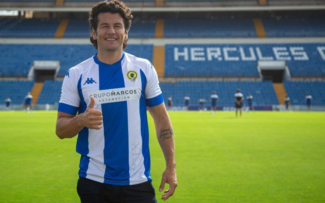 Nelson Valdez ofrece al Hércules la opción de fichar jovenes talentos paraguayos
